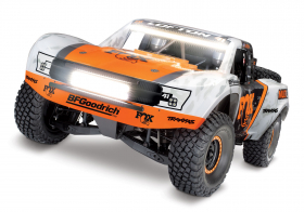 TRAXXAS Unlimited Desert Racer Fox