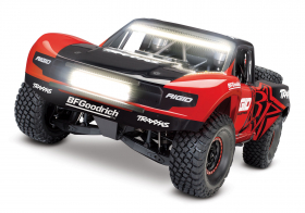 TRAXXAS Unlimited Desert Racer Red
