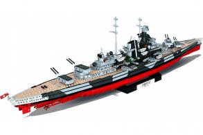 COBI Линкор Tirpitz 1:300