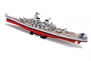 COBI Battleship USS Iowa (BB-61) / Missouri (BB-63)