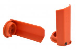 RPM  Traxxas X-Maxx Shock Shaft Guards, Orange