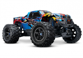 TRAXXAS X-MAXX 1:5 4WD 8S Brushless TQi Ready to Bluetooth Module TSM Rock'n'roll