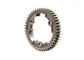 TRAXXAS запчасти Spur gear, 46-tooth, steel (wide-face, 1.0 metric pitch)