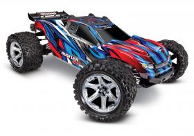 TRAXXAS Rustler 4X4 VXL Blue