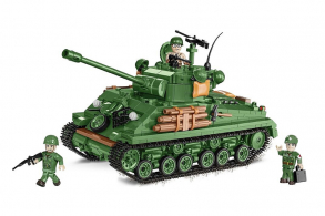 COBI 745  PCS  HC  WWII  /2533/  M4A3E8  SHERMAN  EASY  EIGHT