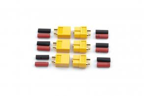 Team Orion XT60 Connectors (3 pairs)