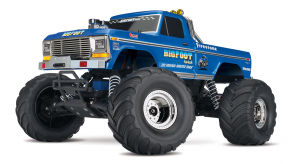 TRAXXAS BIGFOOT No. 1 1:10 2WD TQ Fast Charger