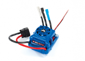 TRAXXAS запчасти Velineon® VXL-4s High Output Electronic Speed Control, waterproof (brushless) (fwd/rev/brake)