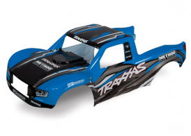 TRAXXAS запчасти Body, Desert Racer, Traxxas Edition (painted)/ decals