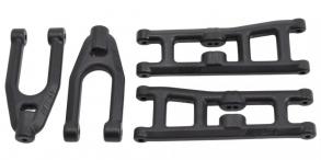 RPM Передние верхние и нижние А-образные рычаги для ARRMA Granite, Vorteks, Raider XL, Fury & Mojave