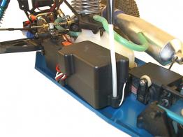 RPM Блок приемника для Associated GT (легко адаптируется к другим)