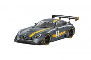 HC-Toys Модель машины 1:24 Motormax 73784 Mercedes-AMG GT3 GT RACING