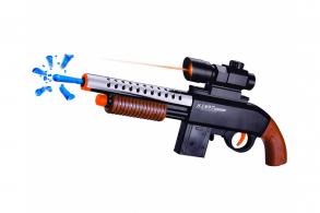 HC-Toys Ружье 2в1 гелевые пули+мягкие пули с мишенями
