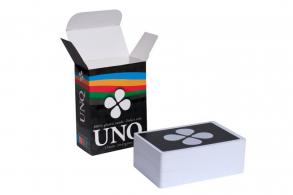 HC-Toys Карточная игра Unique (Uno с картами 100% пластик)