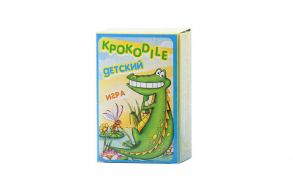 """HC-Toys Игра """"Крокодильчик"""" (для детей, простые слова)"""