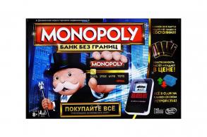 HC-Toys Монополия, банк без границ