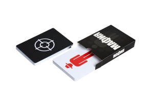 "HC-Toys Игра Мафия ""Full Edition"" (карты 100% пластик, 42 шт)"