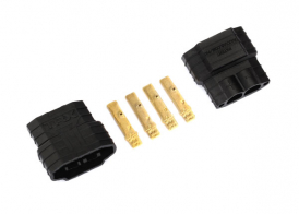 TRAXXAS запчасти TRAXXAS CONNECTOR (MALE) (2) - FOR ESC USE ONLY