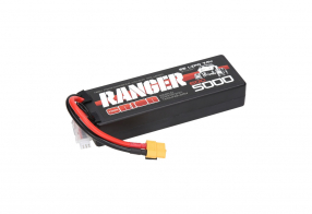 Team Orion Batteries 3S 55C Ranger LiPo Battery (11.1V/5000mAh) XT60 Plug