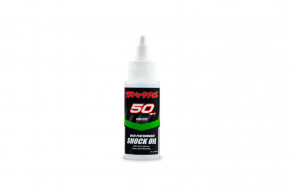 TRAXXAS запчасти Oil, shock (50 wt, 600 cSt, 60cc) (silicone)