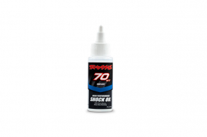 TRAXXAS запчасти Oil, shock (70 wt, 900 cSt, 60cc) (silicone)