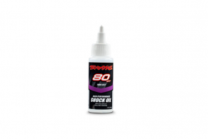 TRAXXAS запчасти Oil, shock (80 wt, 1,000 cSt, 60cc) (silicone)