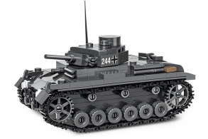 COBI 290  PCS HISTORICAL COLLECTION  /2707/  PANZER  III  AUSF.E