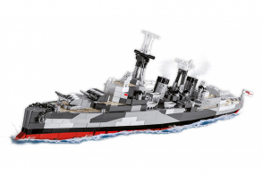 COBI 1482  PCS WORLD WAR II  /4821/  HMS  BELFAST  LIGHT  CRUISE