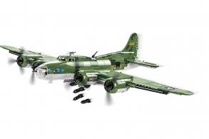 COBI 920  PCS HISTORICAL COLLECTION  /5707/  BOEING  B-17F  FF  MEMPHIS B