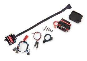 TRAXXAS запчасти PRO SCALE LED SYSTEM W/ MODULE