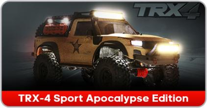 TRX-4 Sport Apocalypse Edition!